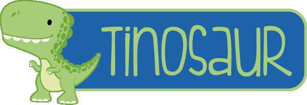Tinosaur Logo